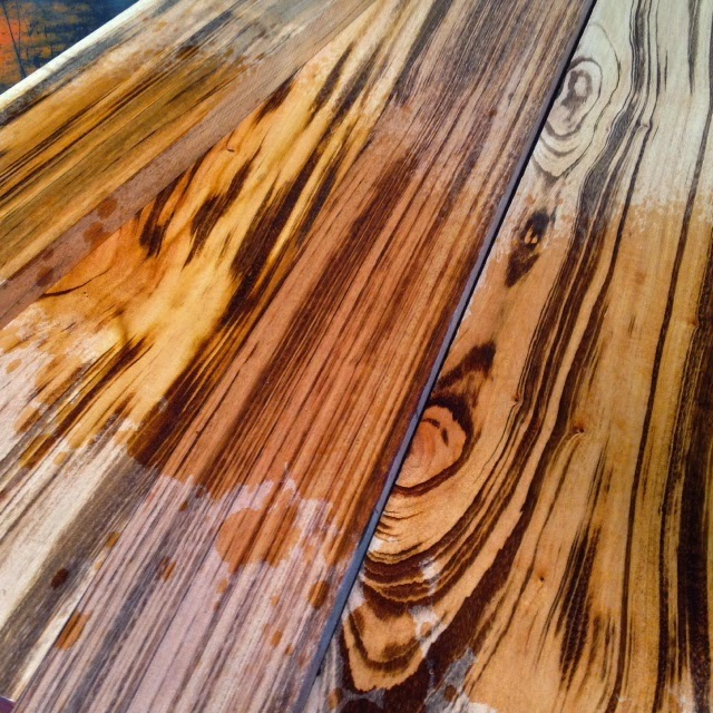 8 4 Goncalo Alves Quot Tigerwood Quot Lumber Bf Price Tropical