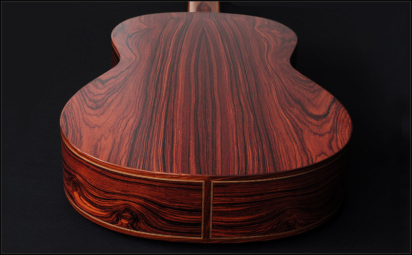 Cocobolo Tropical Exotic Hardwoods