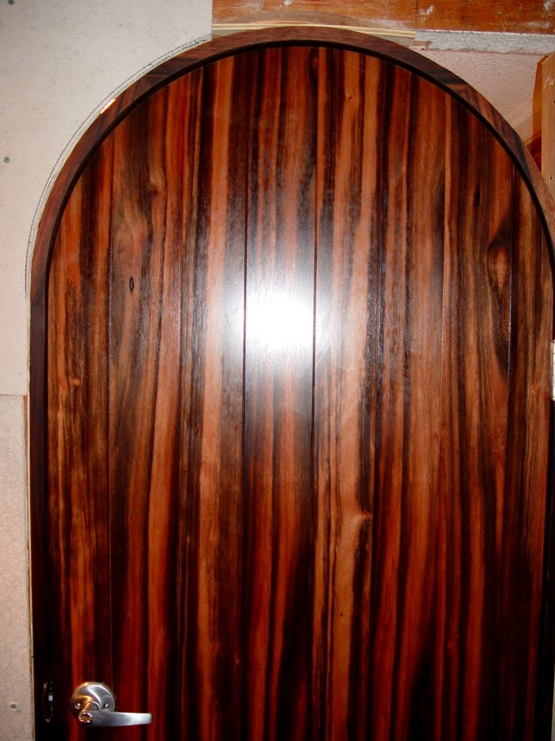 Ebony Asian Striped Tropical Exotic Hardwoods