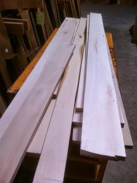 American Holly Hardwood 6x6x2 Bowl Turning Carving Wood Reel Seats Lumber Unbranded Bowlblank