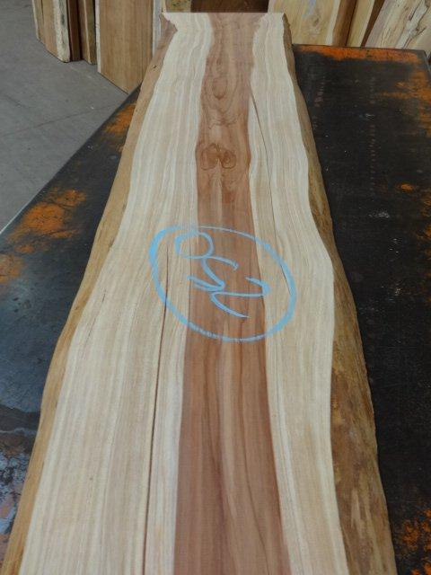 Redwood Slab 250 Live Edge Tropical Exotic Hardwoods