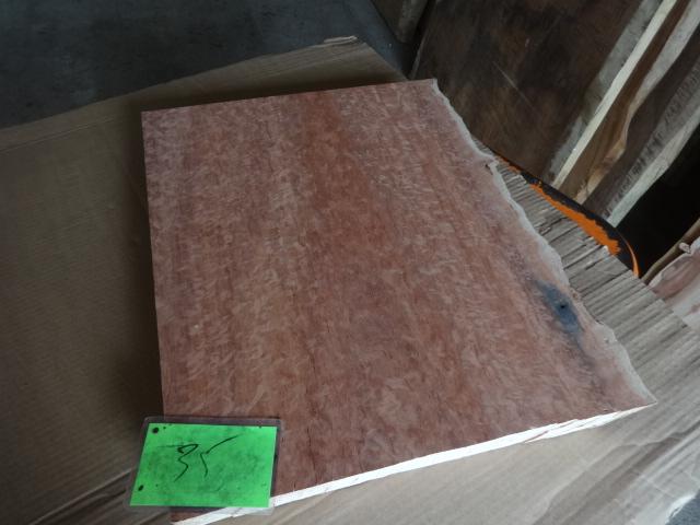 Eucalyptus Slab 35 One Live Edge Tropical Exotic Hardwoods