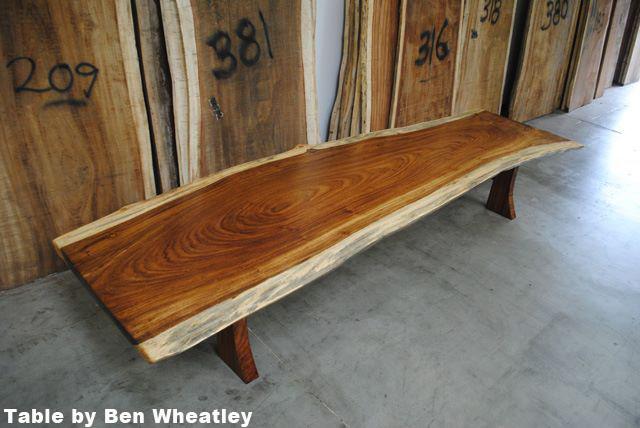 Shop online tropical exotic hardwoods for Finished wood slabs