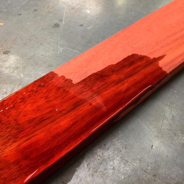 4 4 Bloodwood Lumber Bf Price Tropical Exotic Hardwoods