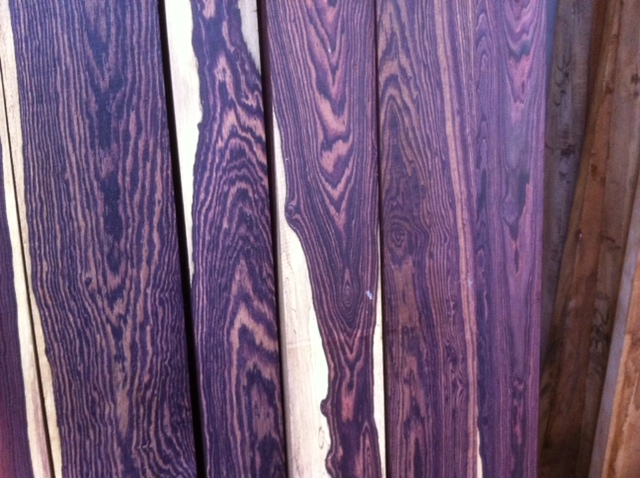 Mexican Kingwood Tropical Exotic Hardwoods