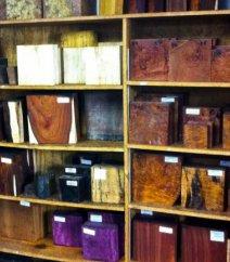 Wood Turning | Tropical Exotic Hardwoods
