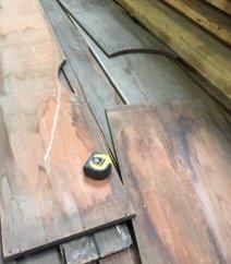 Dimensional Lumber | Tropical Exotic Hardwoods