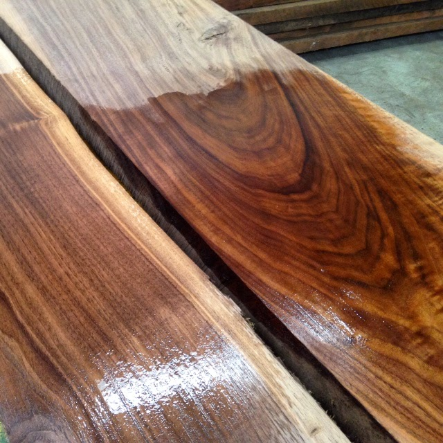8 4 Black Walnut Lumber 100 Board Feet Tropical Exotic